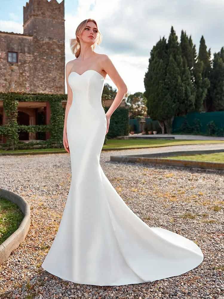 San patrick novias 2021 - Vestido Meadow