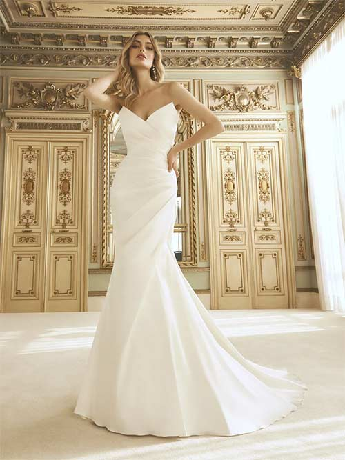 San patrick novias 2022 vestido Napper