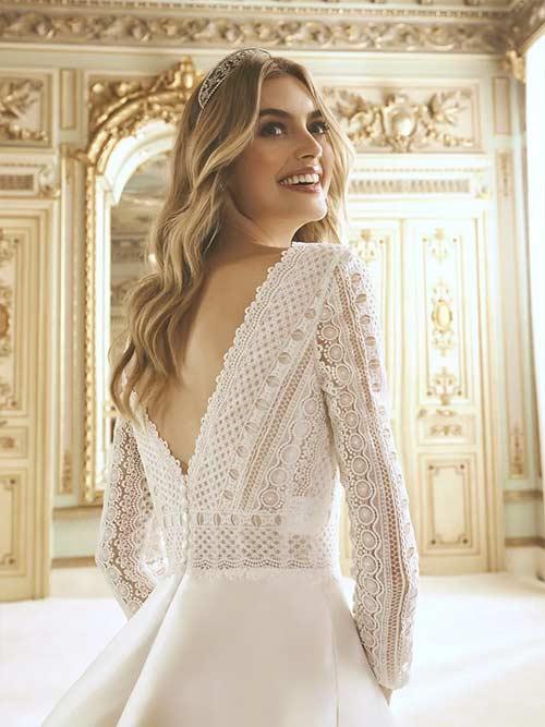 San patrick novias 2022 vestido Bagley