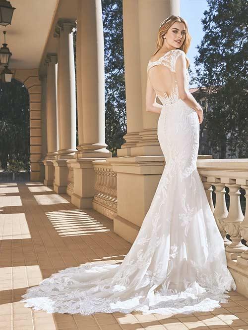 San patrick novias 2022 vestido Alexis