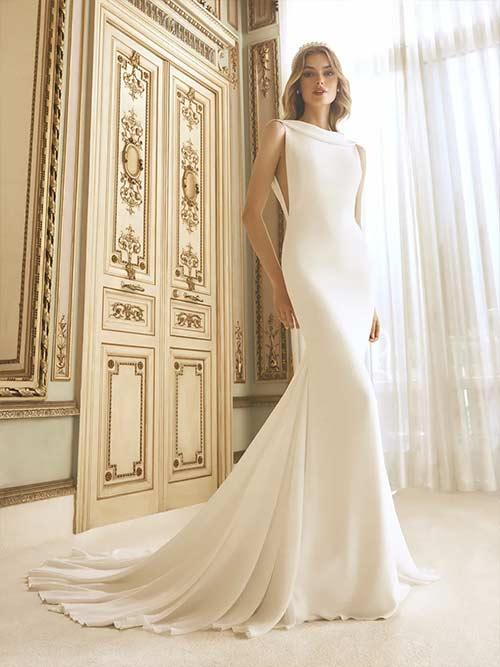 San patrick novias 2022 vestido Kora