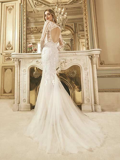 San patrick novias 2022 vestido Pieri