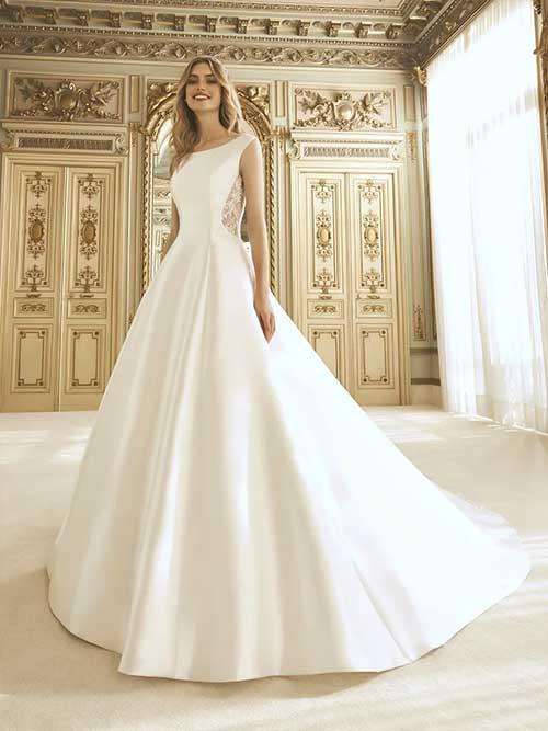San patrick novias 2022 vestido Kayla