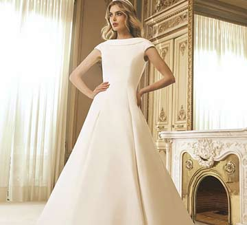 Vestidos de novia de princesa San Patrick 2022