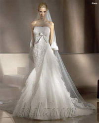 Vestidos de novia san patrick 2010