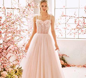 los vestidos de corte princesa más elegantes del 2020