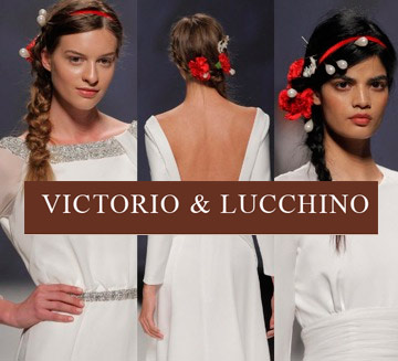 victorio y lucchino novias