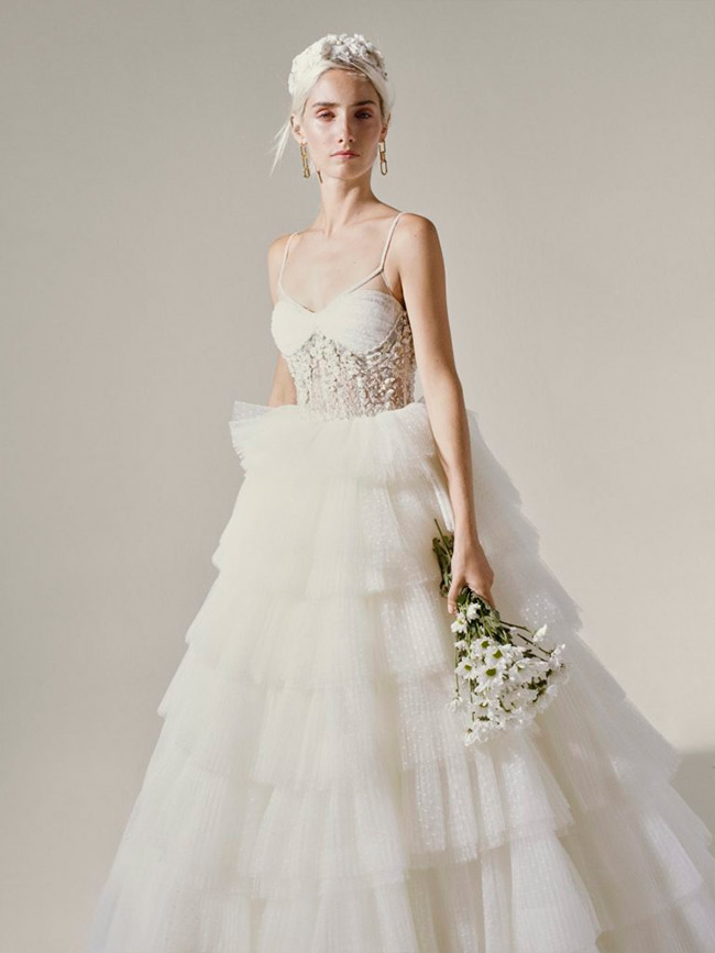 Yolan Cris novias 2021 - Vestido Lizzy