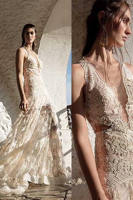 Vestidos de novia ibicencos del 2022