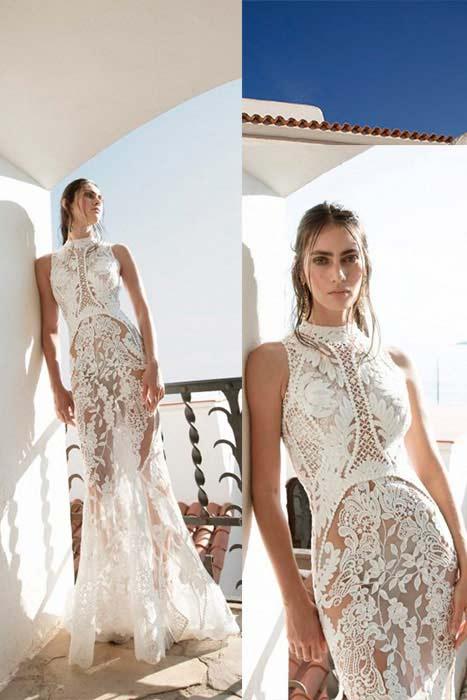 Vestidos ibicencos de novias del 2022