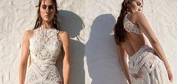 Yolan Cris vestidos de novia 2022
