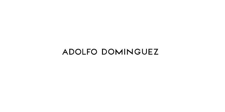 vestidos de fiesta de Adolfo Dominguez