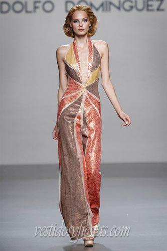 adolfo dominguez vestidos 2011