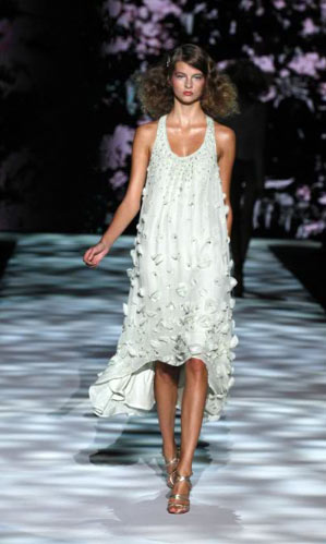 badgley mischka vestidos 2011