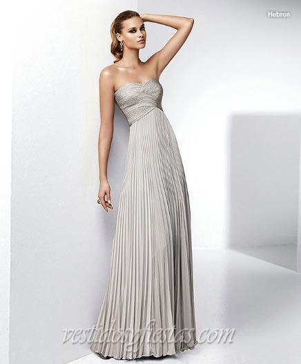 Pronovias vestidos de fiesta 2012