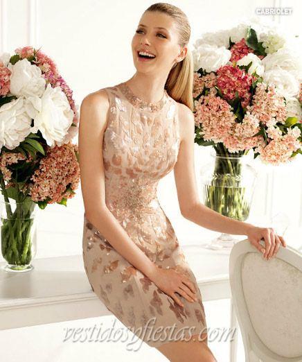 Pronovias vestidos de fiesta 2013