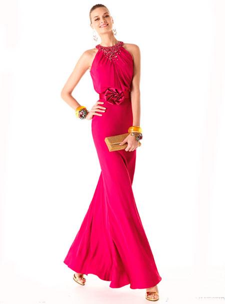 Pronovias vestidos de fiesta 2014