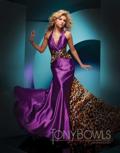 Tony Bowls vestidos de fiesta