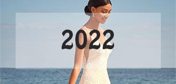 vestidos de novia del 2022