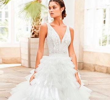 los vestidos de corte princesa más originales del 2021