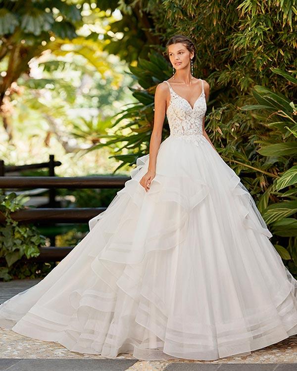 Adriana Alier novia 2021 - Modelo Zoe