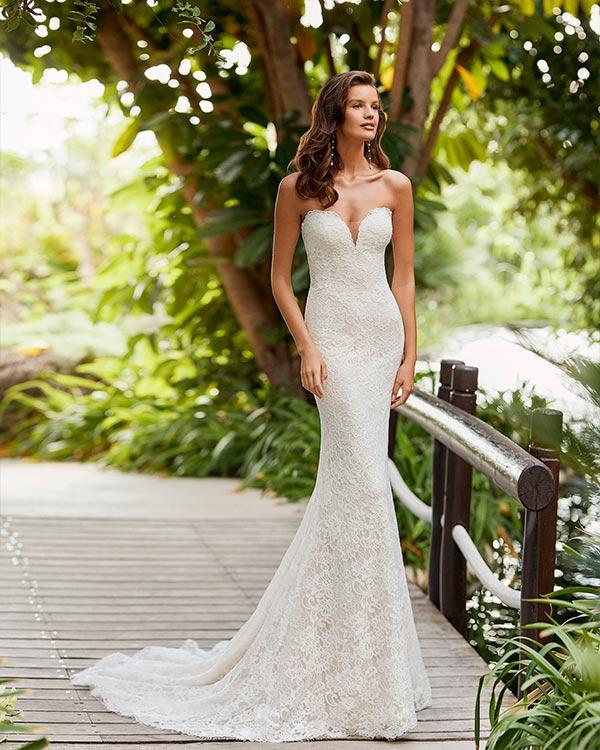 Adriana Alier novia 2021 - Modelo Zeheb