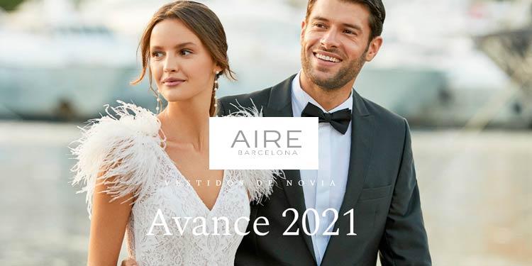 aire barcelona novias 2021