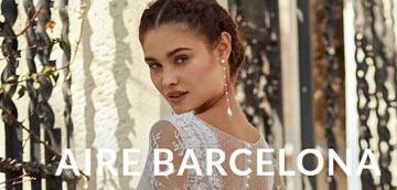 Aire Barcelona vestidos de novia