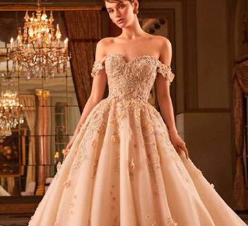 Vestidos de novia de princesa Demetrios