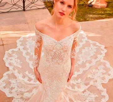 Vestidos de novia de Demetrios 2021