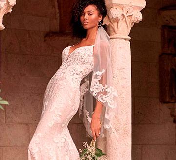 Vestidos de novia de encajes Maggie Sottero 2021