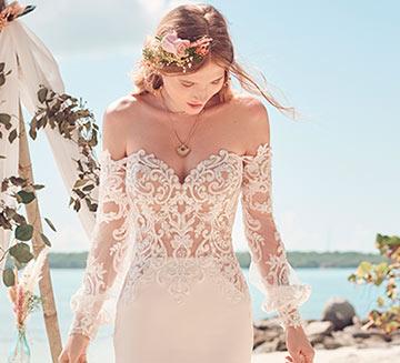 Vestidos de novia sexys Maggie Sottero