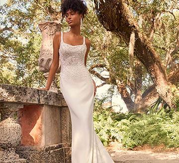 Vestidos de novia de sirena Maggie Sottero 2022