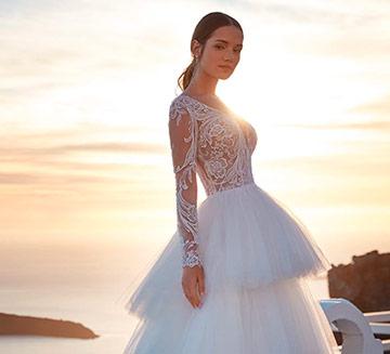 Vestidos de novia de Nicole Milano 2022