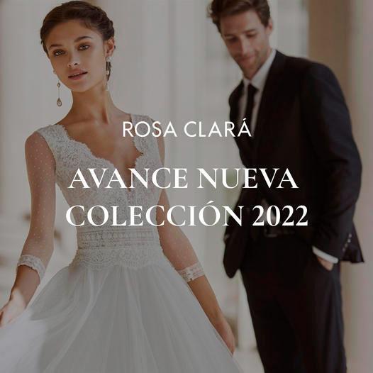 Rosa Clará Novias 2022