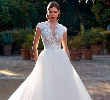 Vestidos de novia de Valerio Luna 2021