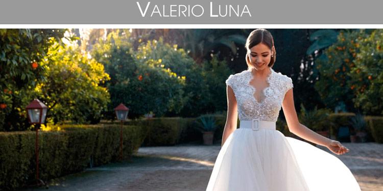 Valerio Luna novia