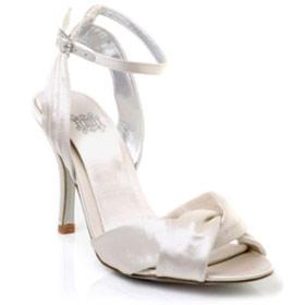 Zapatos de novia de Faith
