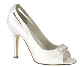 Zapatos de novia de Liz Rene