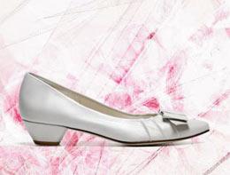 Zapatos de novia de Lodi