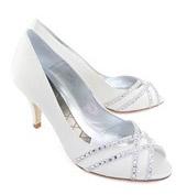 Zapatos de novia de Magrit