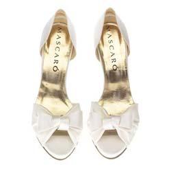 Zapatos de novia de Mascaró