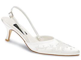 Zapatos de novia de Meadows