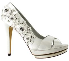 Zapatos para novias Menbur