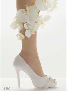 Zapatos de novia de Rosa Clará